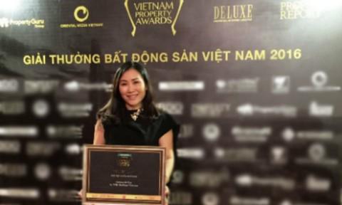 TNR Holdings Việt Nam giành hai giải thưởng bất động sản lớn