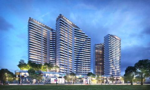 Ra mắt tòa căn hộ khách sạn 2.300 tỷ đồng tại Quy Nhơn