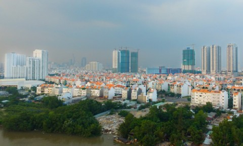 Tiêu thụ căn hộ tại TP HCM giảm gần 50%