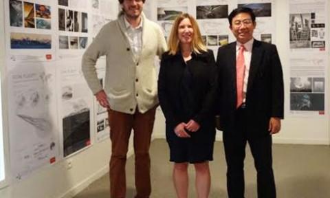 ĐH Kiến trúc TP.HCM và trường Quốc gia Kiến trúc Grenoble (Pháp) ký kết biên bản ghi nhớ hợp tác (MOU)