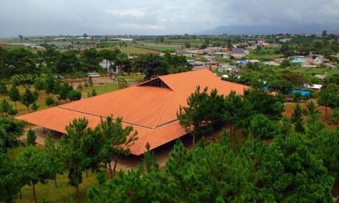 Nhà thờ Ka Đơn đoạt giải nhì cuộc thi Kiến trúc Thánh quốc tế 2016