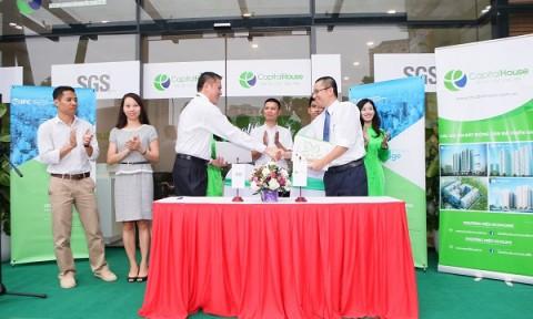Công trình xanh – Điểm nhấn Capital House tại Vietbuild Hà Nội 2016
