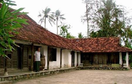 Kiến trúc mới ở nông thôn