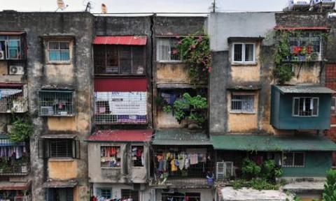 Quy định mới về cải tạo chung cư cũ