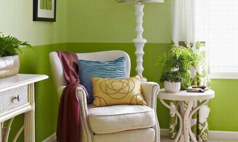 6 gam màu sơn nội thất đang lên ngôi năm 2016
