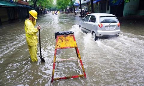 Điều chỉnh định hướng phát triển thoát nước đô thị