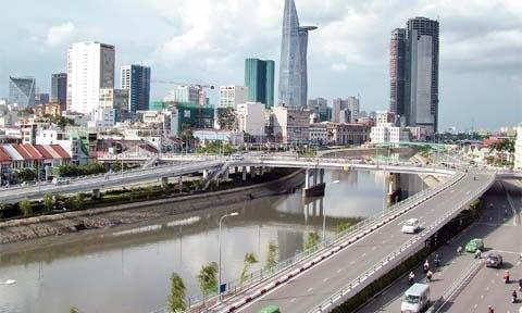Xây dựng mô hình đô thị năng động, cởi mở