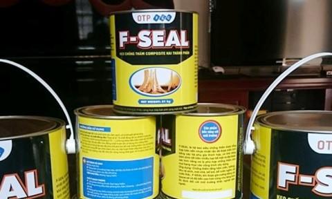 F-Seal – Sản phẩm chống thấm tốt nhất từ công nghệ tiên tiến