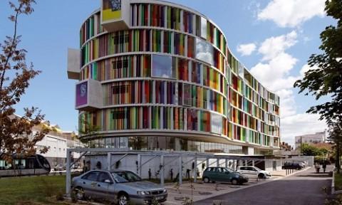 Những tòa nhà có thiết kế độc nhất vô nhị