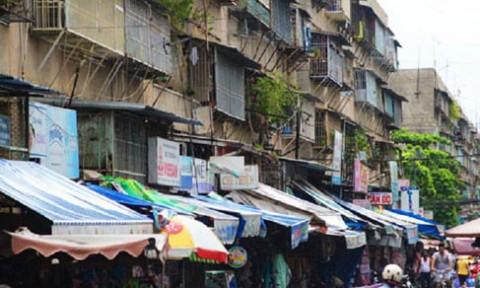 """TP HCM: Phải """"xé rào"""" để cải tạo chung cư cũ"""