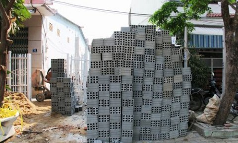 Sản xuất và sử dụng gạch không nung vì mục tiêu phát triển bền vững