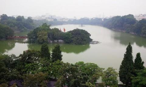 Hà Nội lên phương án chỉnh trang lại khu vực hồ Hoàn Kiếm