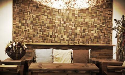Sự tuyệt vời khi trang trí nhà bằng gạch mosaic