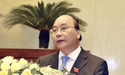 Thủ tướng trình cơ cấu Chính phủ nhiệm kỳ mới