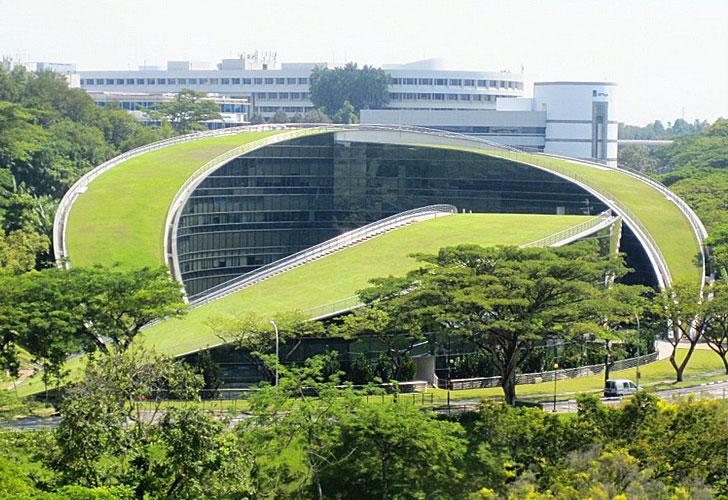 Trường ĐH Công nghệ Nanyang - Singapore