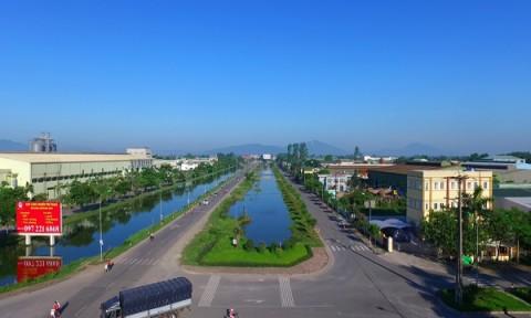 """Lạc vào khu công nghiệp """"đẹp như công viên"""" ở Hà Nội"""