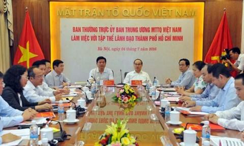 Thành phố Hồ Chí Minh: Xây dựng thành phố thông minh để phát triển nhanh, mạnh hơn