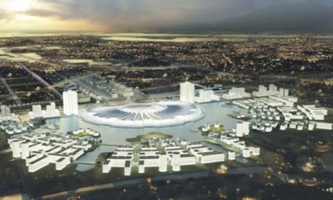Khẩn trương lựa chọn vị trí xây Trung tâm Hội chợ triển lãm quốc gia