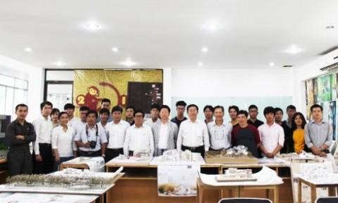 Vòng sơ khảo cuộc thi 'Tài năng sinh viên Kiến trúc Châu Á 2016′