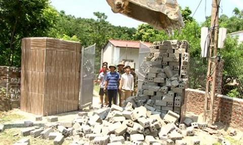 Vĩnh Phúc xử phạt 3.830 triệu đồng vi phạm trật tự xây dựng