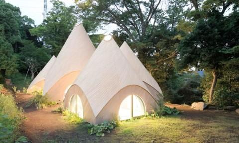 Nhà vỏ dừa tối giản của KTS thiên tài Nhật Bản
