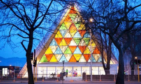 Shigeru Ban – Kiến trúc sư của sáng tạo