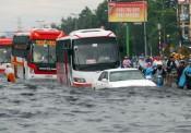 TP.HCM: Kiểm soát phát triển đô thị giúp giảm ngập lụt