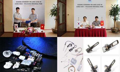 Các KCN của Viglacera: Hấp dẫn nhà đầu tư nước ngoài