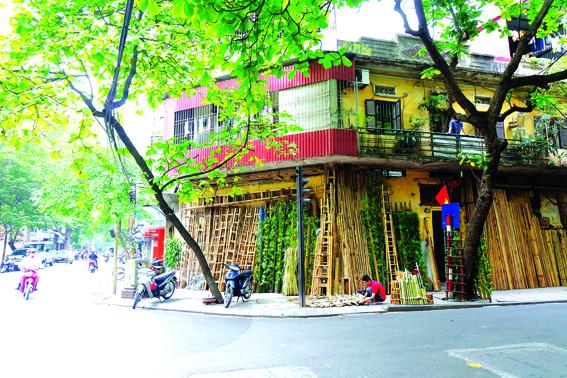 Tuyến phố Hàng Gà, Hà Nội
