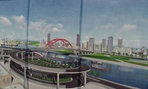 Hải Phòng: Điều chỉnh Quy hoạch chi tiết Khu trung tâm hành chính, chính trị mới Bắc sông Cấm