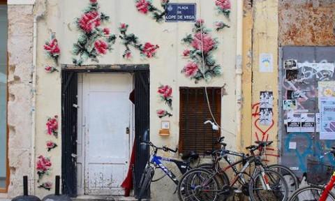 Vẻ đẹp mới cho nghệ thuật đường phố