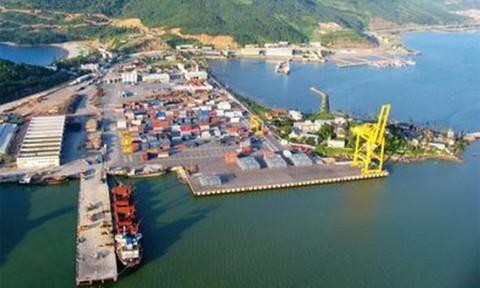 Phê duyệt quy hoạch 5 cảng biển vùng Nam Trung bộ