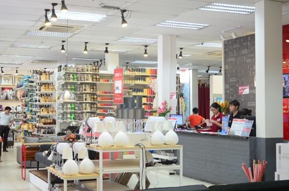 Hiện tại, chuỗi Siêu thị của UMA có 12 chi nhánh, 7 tại Hà Nội và 5 tại TP HCM