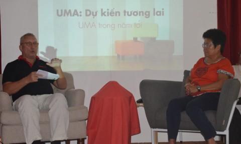 UMA: Mang trải nghiệm mua sắm tiện ích cho khách hàng