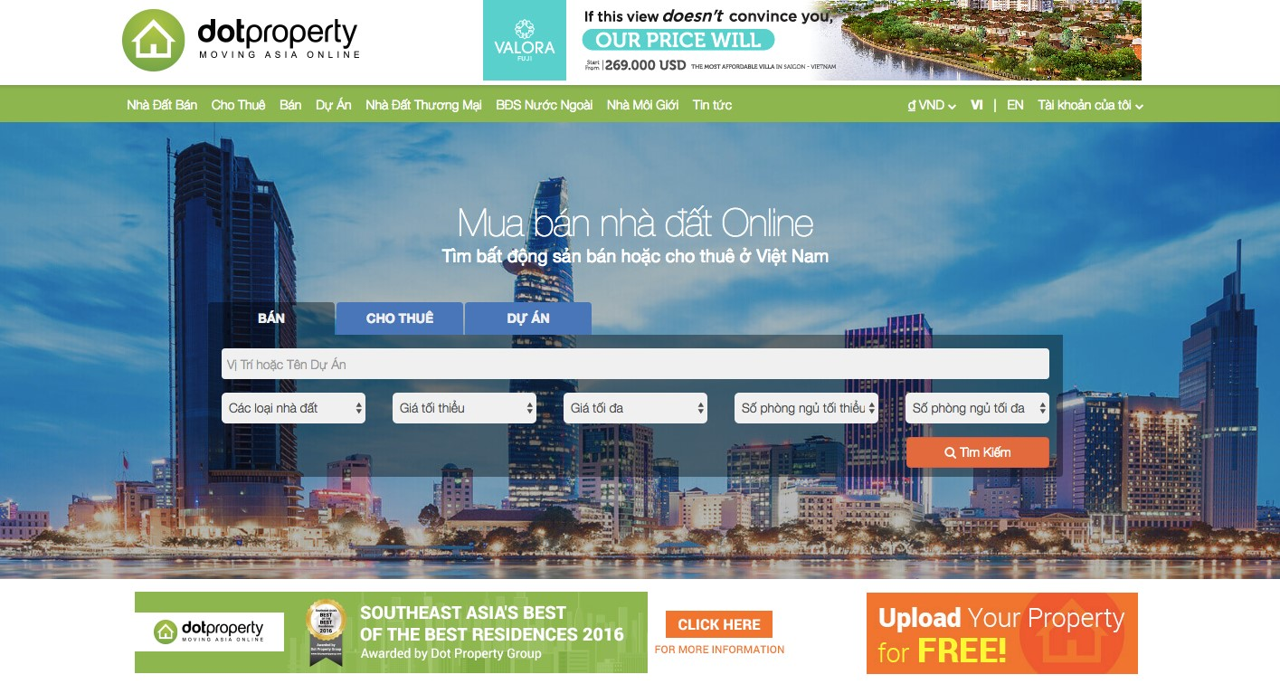 dot-property-website