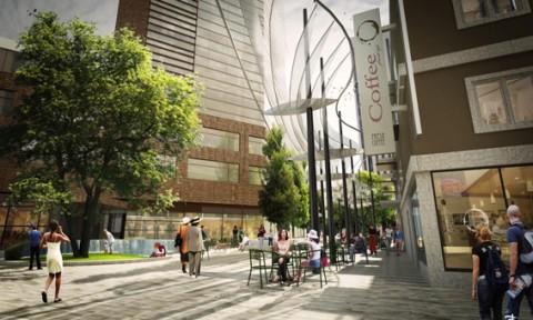 Đường phố – Hè phố: Cơ sở khoa học cho nghiên cứu thiết kế đô thị