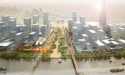 Trung tâm Triển lãm Quy hoạch Thành phố – Thủ Thiêm, Quận 2, TP. HCM, Việt Nam