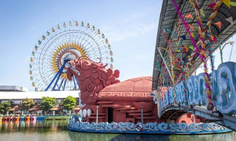 Hà Nội xây công viên chủ đề tên Kim Quy