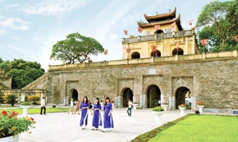 Gần 100 tỷ đồng quy hoạch Khu di tích Hoàng Thành Thăng Long