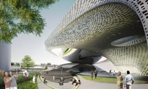Cuộc thi ý tưởng kiến trúc nhà ở tương lai