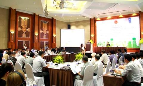 """Hội thảo khởi động Dự án """"Nâng cao hiệu quả sử dụng năng lượng trong các tòa nhà thương mại và chung cư cao tầng ở Việt Nam"""""""