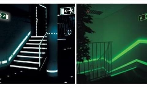 Vật liệu phát quang ứng dụng làm sơn xây dựng
