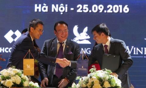 Tân Hoàng Minh, Vingroup, Techcombank bắt tay triển khai D'.Capitale Trần Duy Hưng