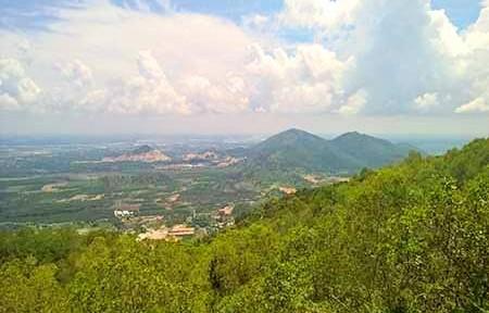 Trao giải cuộc thi quy hoạch phân khu núi Dinh