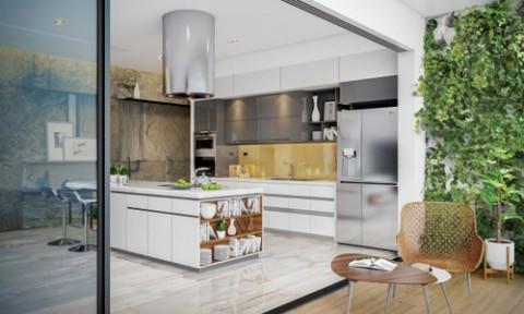 Công bố giải thưởng cuộc thi 'Ý tưởng cho căn bếp hiện đại'