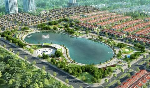 Triển khai hoàn thiện dự án Công viên hồ đẹp nhất Tây Nam Hà Nội