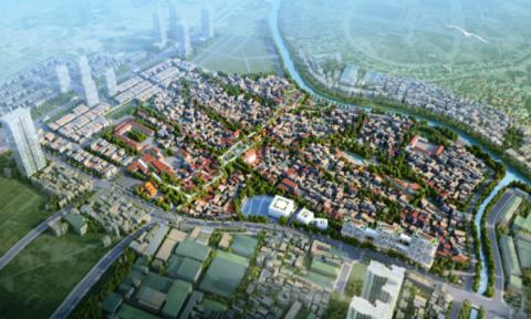 Triển lãm phương án Quy hoạch làng gốm Bát Tràng và làng lụa Vạn Phúc lấy ý kiến người dân Hà Nội