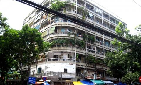 TP HCM phân công việc thực hiện cải tạo chung cư cũ