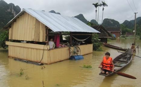 Kiến trúc nào cho vùng lũ lụt miền Trung?
