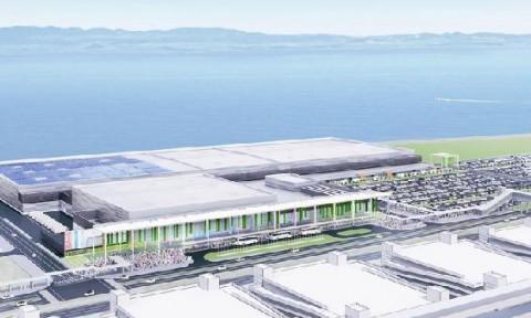Xây dựng Trung tâm triển lãm quy mô lớn tại Nagoya